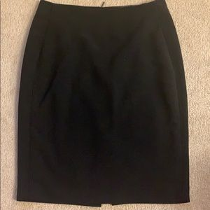 Limited Black Pencil Skirt - Size 10